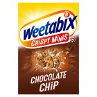 Weetabix crispy minis chocolate chip - 600g