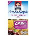 Quaker Oats So Simple Winter Pudding 10S 337g - 337g