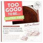 To Good To Be... Chocolate & Caramel Tart - 115g Introductory Offer