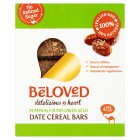 Beloved Pumpkin & Sunflower Seed Date Cereal Bars - 4x35g