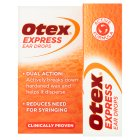 Otex express ear drops - 10ml Brand Price Match - Checked Tesco.com 02/09/2015