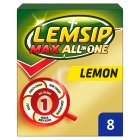 Lemsip All in 1 Lemon - 8s
