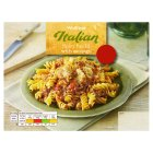 Waitrose spicy fusilli with sausage - 360g