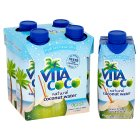 Vita Coco natural coconut water - 4x330ml Brand Price Match - Checked Tesco.com 30/07/2014