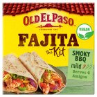Old El Paso original smoky BBQ fajitas - 500g Brand Price Match - Checked Tesco.com 02/12/2013