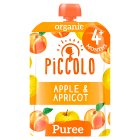 Piccolo Apple & Apricot - 100g