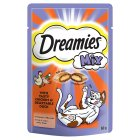 Dreamies mix with chicken & duck - 60g