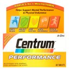 Centrum performance tablets - 60s Brand Price Match - Checked Tesco.com 05/03/2014