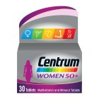 Centrum women 50+ - 30s Brand Price Match - Checked Tesco.com 02/03/2015