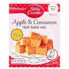 Betty Crocker apple cinnamon tray bake - 420g