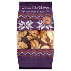 Waitrose spiced fruit & nut mix - 350g