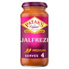Patak's jalfrezi - 450g Brand Price Match - Checked Tesco.com 21/04/2014