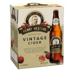 Henry Westons Vintage Cider - 6x500ml Brand Price Match - Checked Tesco.com 17/08/2016