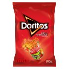Doritos chilli heatwave