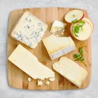 British Cheese Selection (With Board) - 870g
