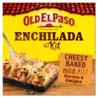 Old El Paso Cheesy Baked Enchilada Kit - 663g