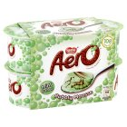 Nestle Mint Chocolate Aero Dessert