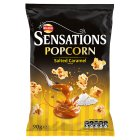 Sensations popcorn salted caramel - 90g Introductory Offer