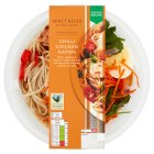 Waitrose Asian Fusion Chilli Chicken Ramen - 400g