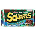 Kellogg's rice krispies squares chocolatey mint - 4x34g