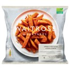 Waitrose LoveLife sweet potato oven chips - 500g