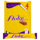 Cadbury Flake - 4 pack - 76g Brand Price Match - Checked Tesco.com 17/09/2014