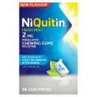 Niquitin 2mg mint gum - 96s New Line