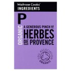 Waitrose Cooks' Ingredients organic herbs de provence - 18g