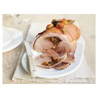 Waitrose Entertaining Free Range Hampshire Breed Gammon joint with fruity stuffing