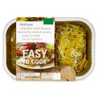 Easy to Cook chicken with Paneer cheese & potato - 310g New Line