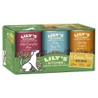 Lily's Kitchen Proper Food For Dogs Grain Free Multipack 6 x 400g - 6x400g Introductory Offer