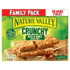 Nature Valley crunchy bars oats & honey