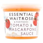essential Waitrose Tomato and Mascarpone Sauce - 350g