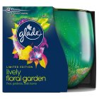 Glade Candle Lively Floral Garden - 120g