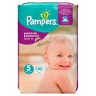 Pampers Active Fit Sz 5 Carry 21 Nappies - 20s