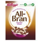 Kellogg's all bran chocolate wheats - 450g Brand Price Match - Checked Tesco.com 15/10/2014