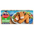 Birds Eye wholegrain 12 fish fingers - 360g