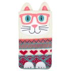 Aroma Home love cats glasses case -