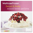 Waitrose Mixed Berry Pavlova - 385g