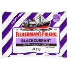 Fisherman's Friend currant lozenges - 25g