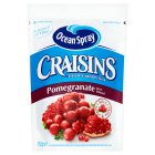 Ocean Spray pomegranate infused craisins - 150g