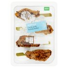 Waitrose World Deli Lamb, Pork Harissa Koftas - 110g