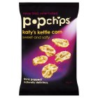 Popchips Katy's kettle corn sweet & salty - 99g