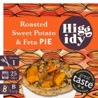 Higgidy sweet potato & feta pie with pumpkin seeds - 270g