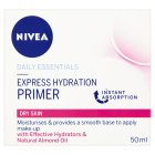 Nivea primer dry & sensitive skin - 50ml Brand Price Match - Checked Tesco.com 21/04/2014