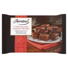 Thorntons 10 mini chocolate caramel cake bites -