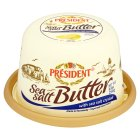 President Butter with Sea Salt Crystals