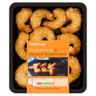 Waitrose King Prawns in Coconut Breadcrumbs - 135g