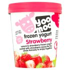 Yoo Moo frozen yogurt strawberry - 500ml