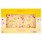 Waitrose jelly bean cake - each